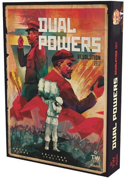 Dual Powers: Revolution 1917 Edizione Italiana