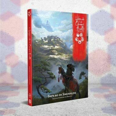 La Leggenda dei Cinque Anelli GdR - Impero di Smeraldo