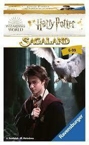 Harry Potter Sagaland Travel Game