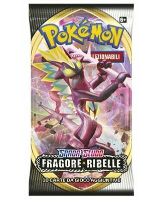 Spada e Scudo, Fragore Ribelle Busta - Pokemon
