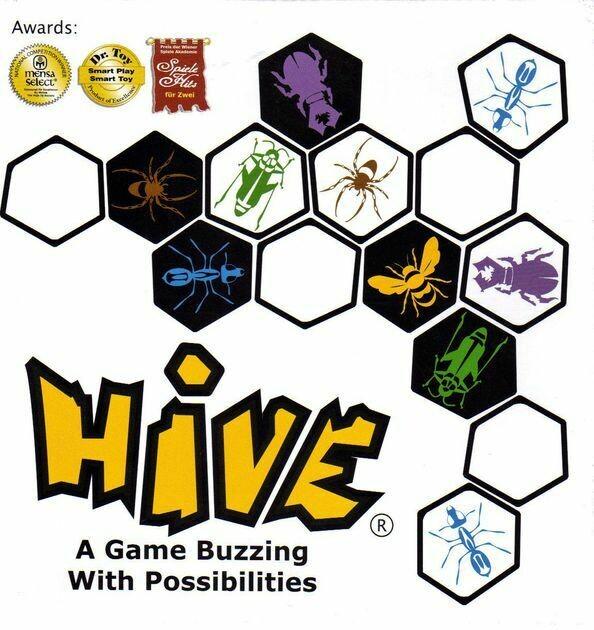 Hive Multilingua - EN/FR/DEU