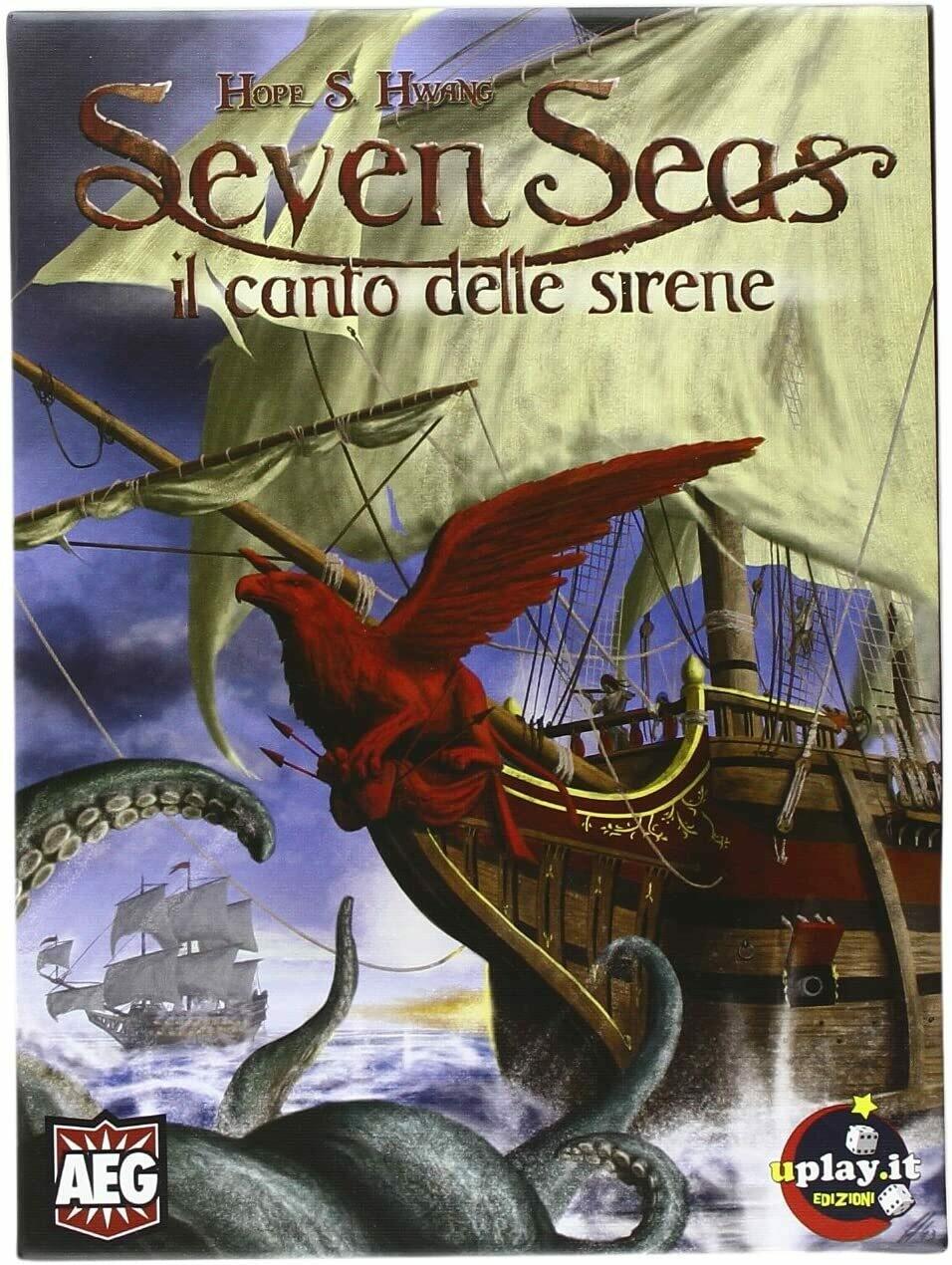 Seven Seas - Il Canto delle Sirene
