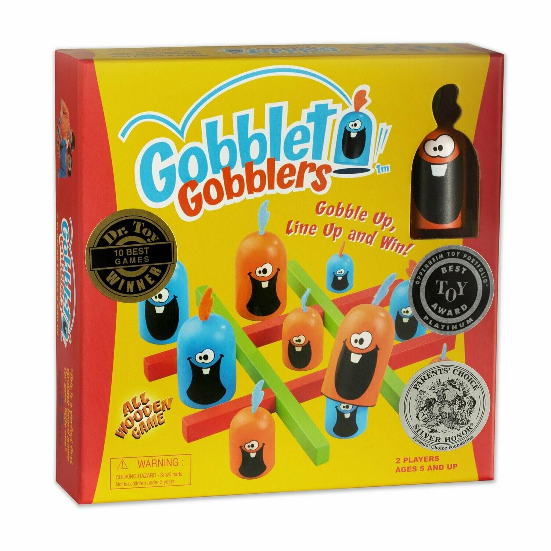 Gobblet Gobblers (kid) Blue Orange Edition
