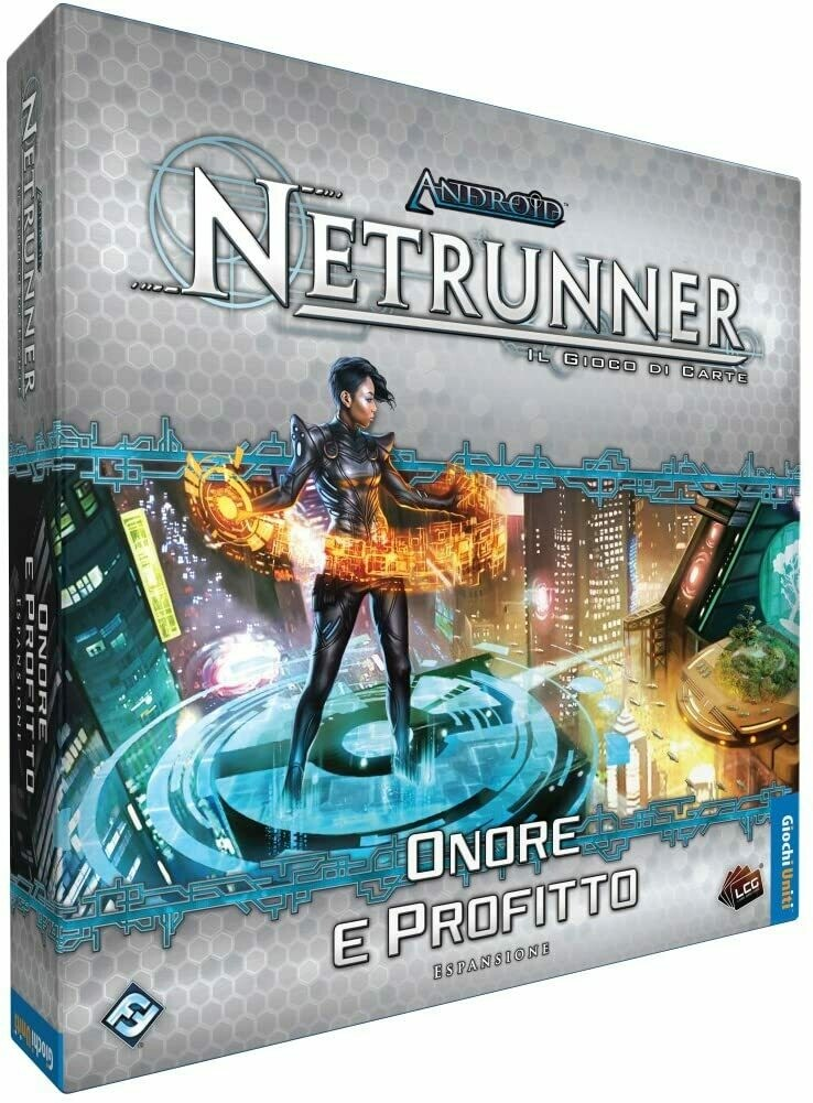Onore e Profitto - Android Netrunner LCG