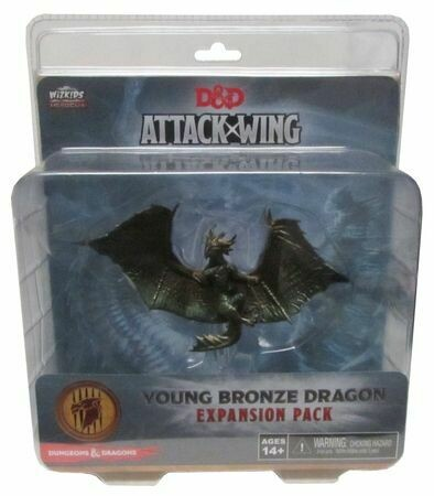 D&D Attack-Wing - Young Bronze Dragon