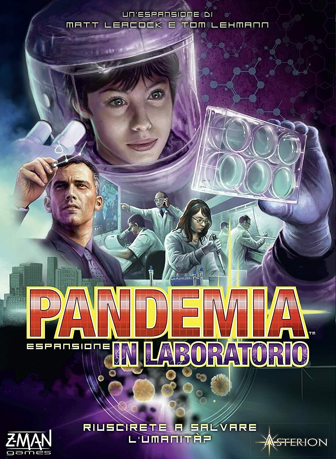 Pandemia - In Laboratorio