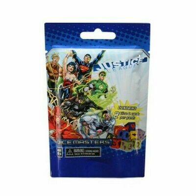 Justice League Dice Masters - Booster