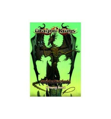 Savage Worlds/Pathfinder - Dragon Kings