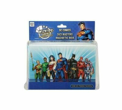 Justice League Dice Masters - Magnetic Box