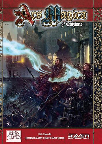 Ars Magica  - 5 Ed.