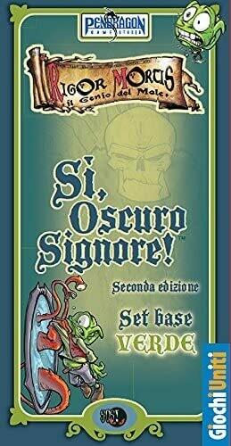 Sì, Oscuro Signore - Set base Verde