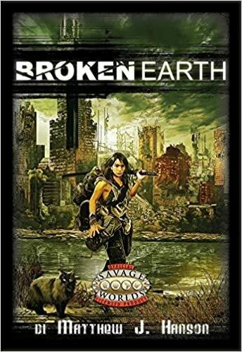 Savage Worlds - Broken Earth