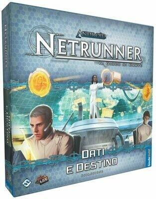 Dati e Destino Data Pack - Android Netrunner LCG