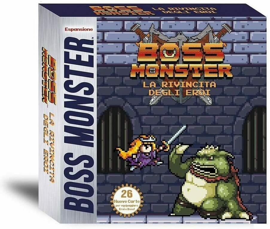 Boss Monster Espansione - La Rivincita degli Eroi