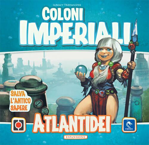 Coloni Imperiali Espansione 2 - Atlantidei