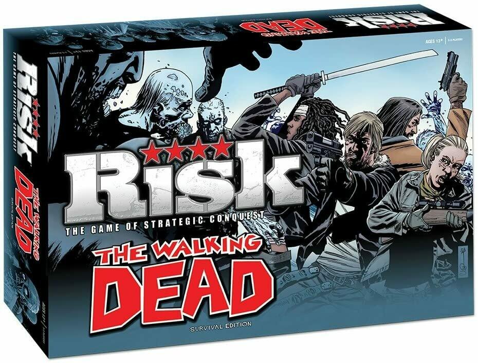 Risk - Walking Dead - Rovinato