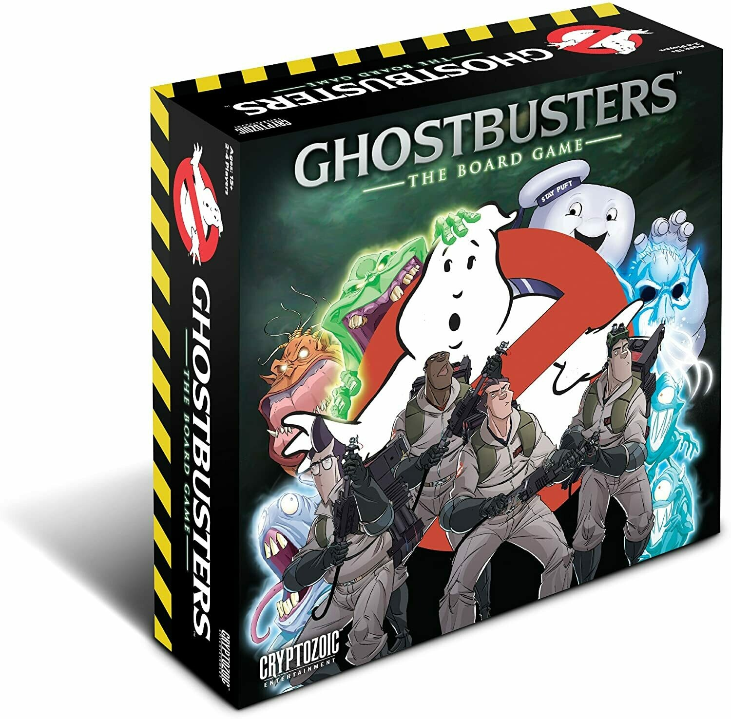 Ghostbusters The Boardgame