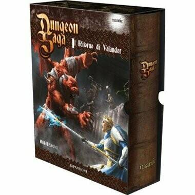 Dungeon Saga: Il Ritorno di Valandor