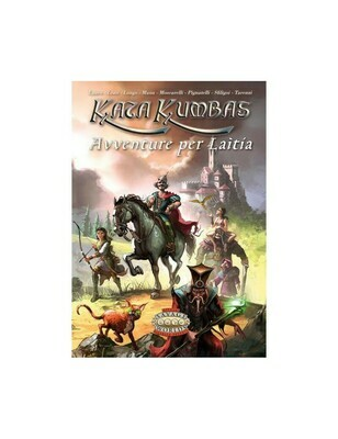 Savage Worlds - Kata Kumbas, Avventure per Laitia