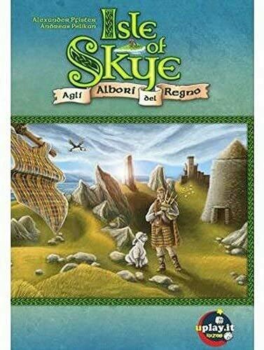 Isle of skye - Agli albori del regno