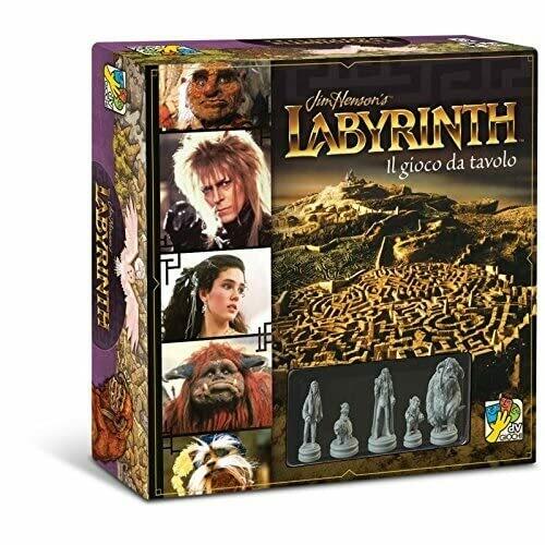 Labyrinth - Il gioco da tavolo