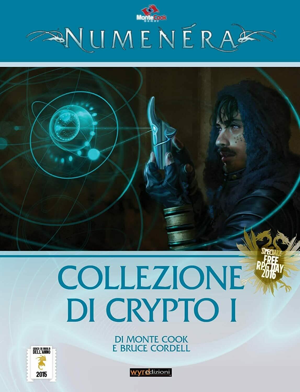 Numenera - Glimmer 4: Collezione di Crypto I