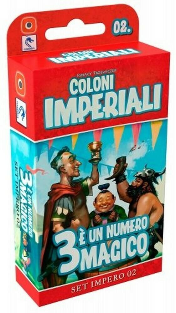 Coloni Imperiali Espansione 3 - 3 e' un numero magico
