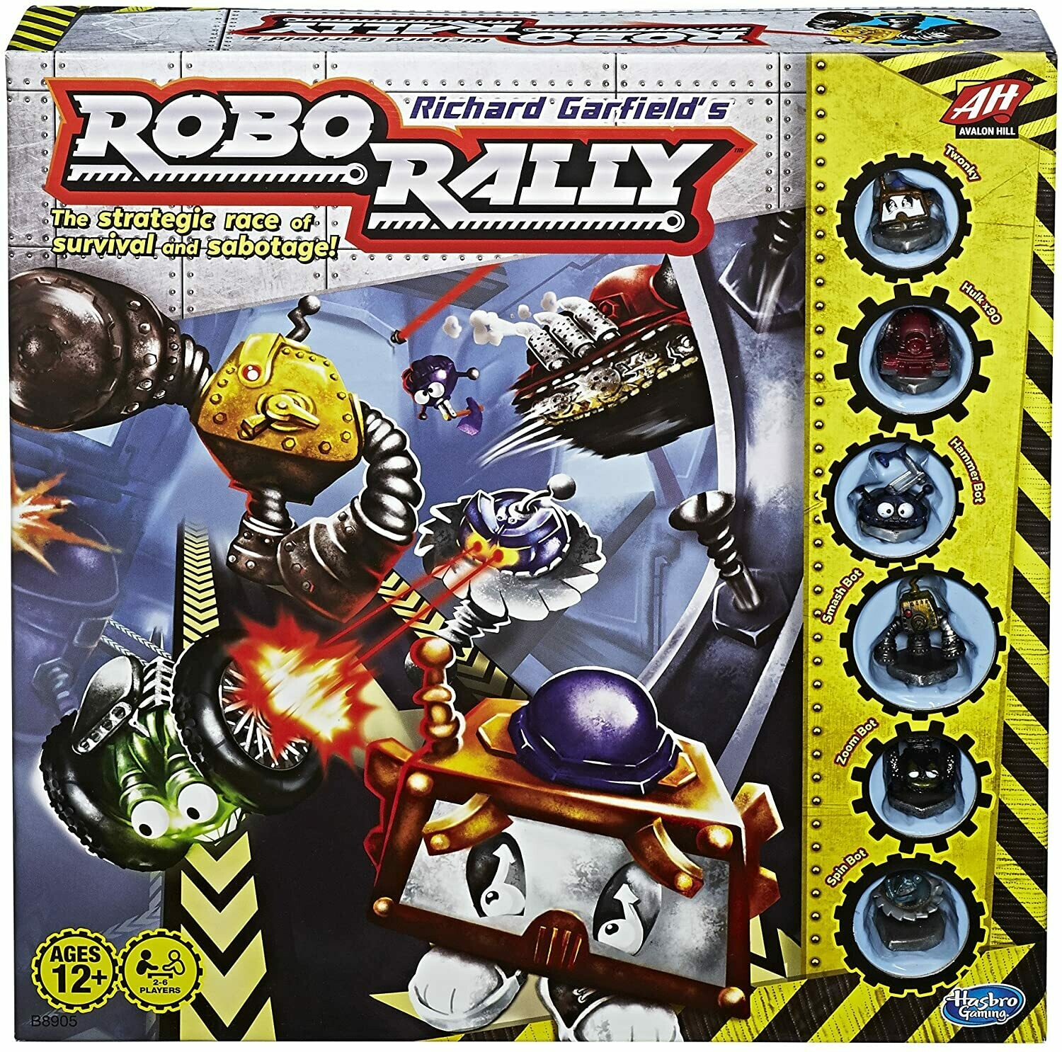 Robo Rally New Edition