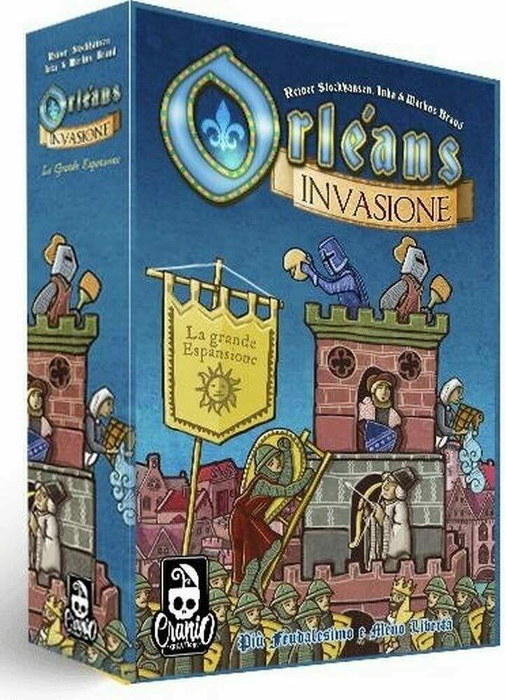 Orleans : Invasione