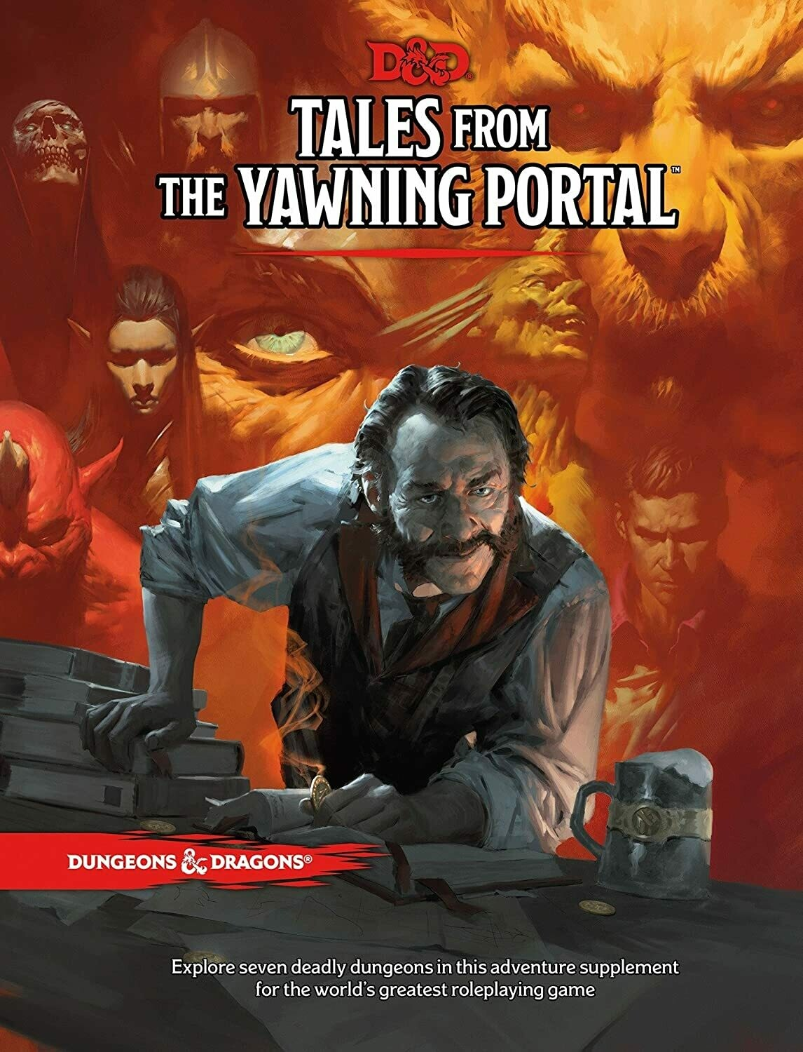D&D Tales from the Yawning Portal - Quinta Ed.