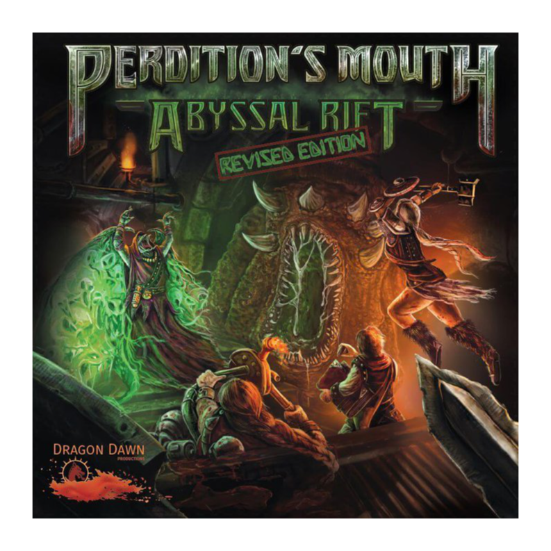 Perdition's Mouth - Abyssal Rift ITA