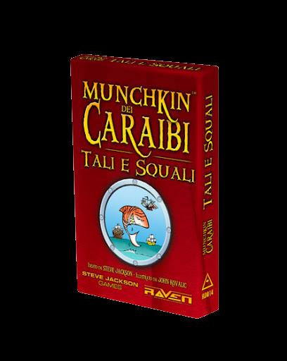 Munchkin - Tali e Squali