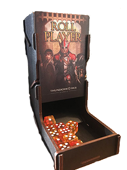 Roll Player - Torre Lanciadadi