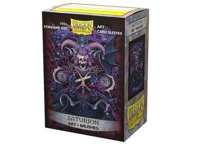 Dragon Shield 100 Sleeves - Art Saturion