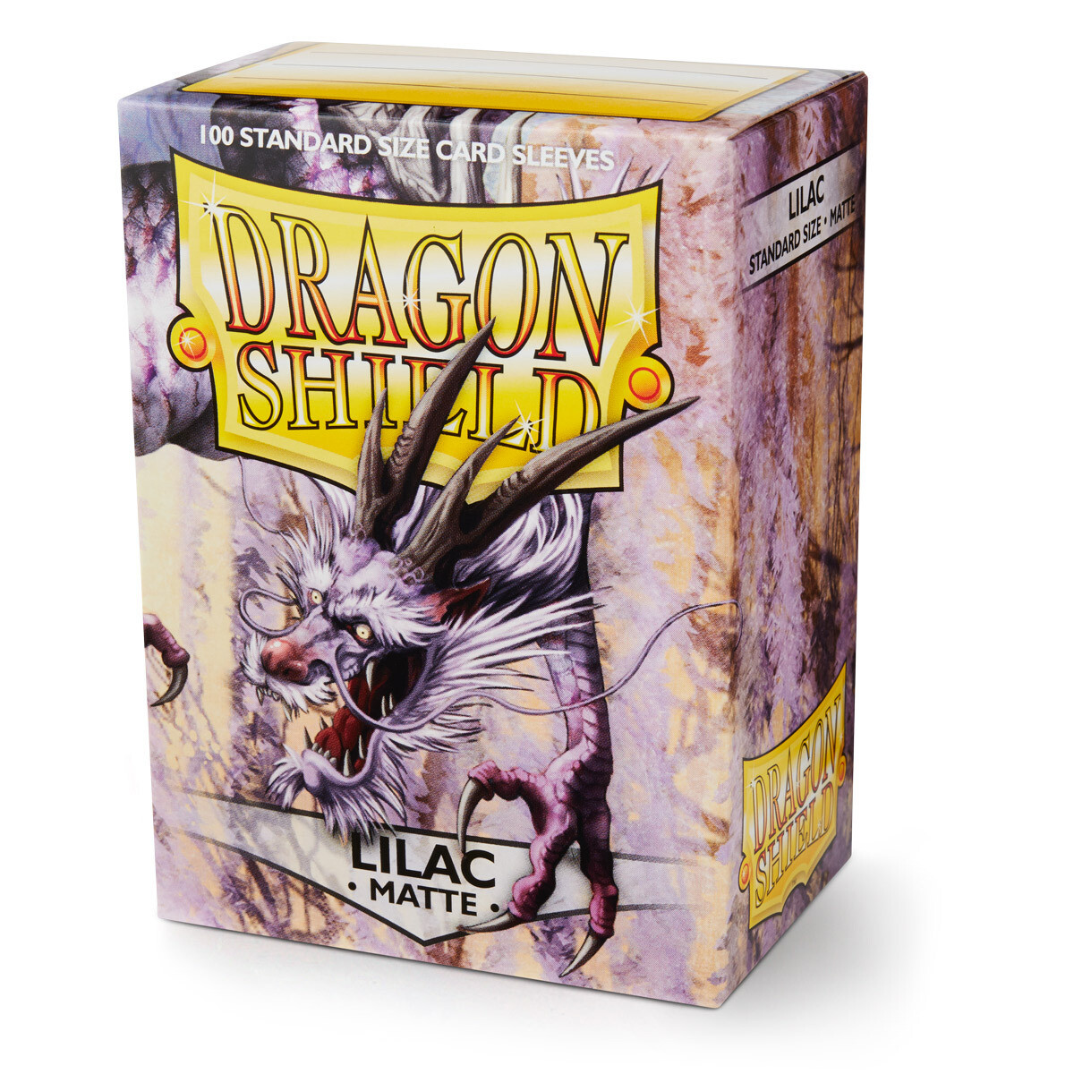 Dragon Shield 100 Sleeves - Matte Lilac
