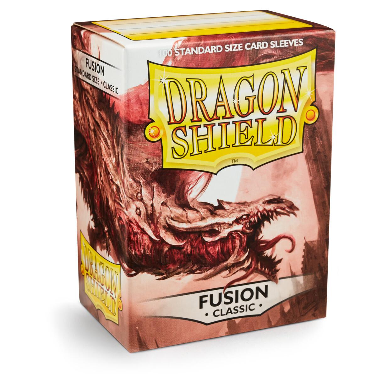 Dragon Shield 100 Sleeves - Fusion