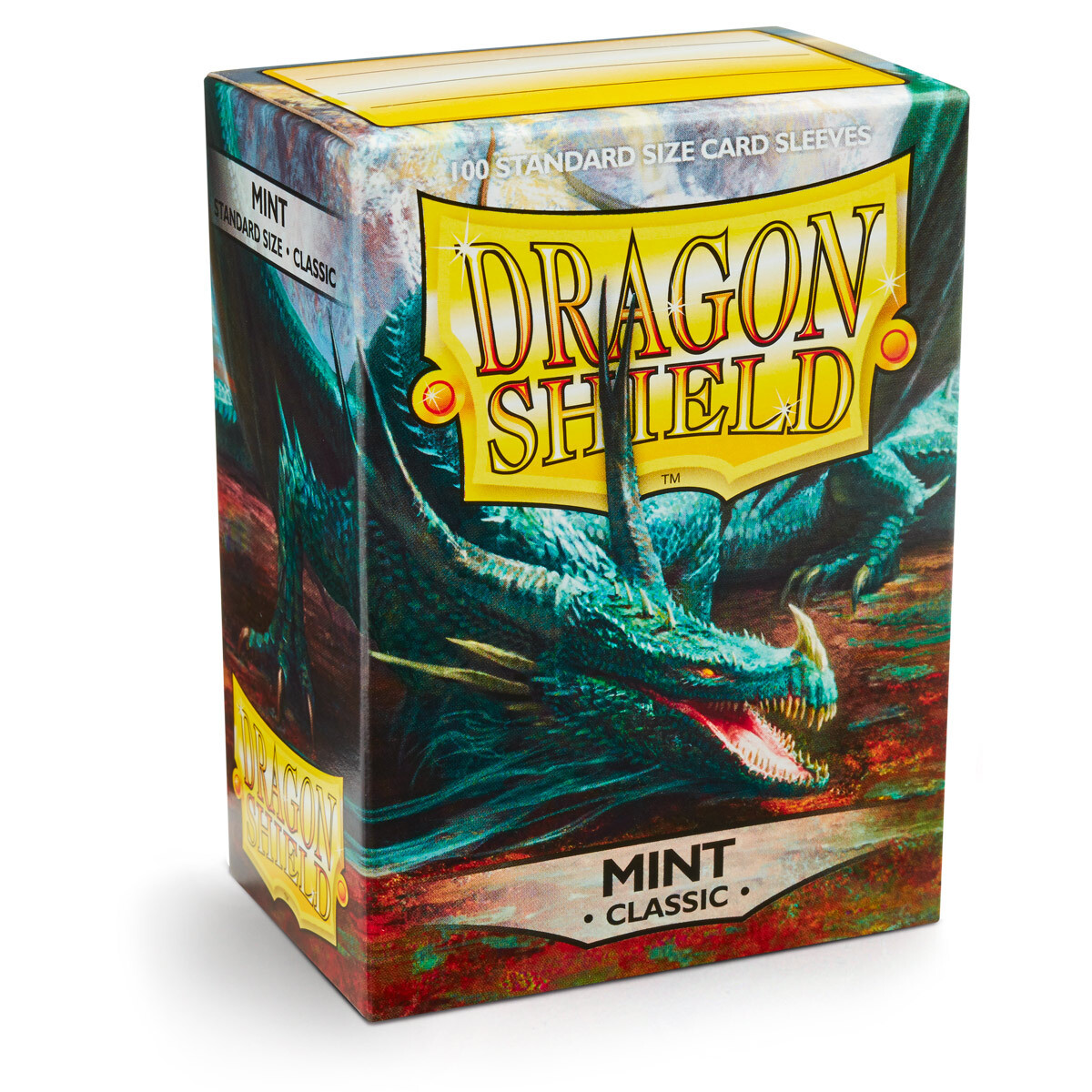 Dragon Shield 100 Sleeves - Mint