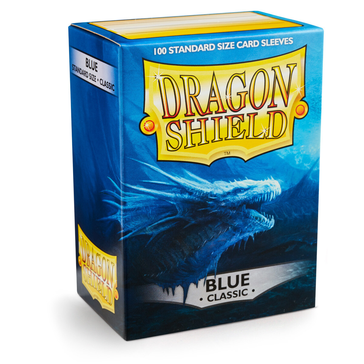 Dragon Shield 100 Sleeves - Blue