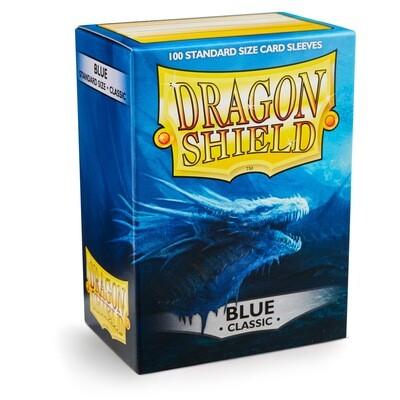 Dragon Shield 100 Sleeves - Blue