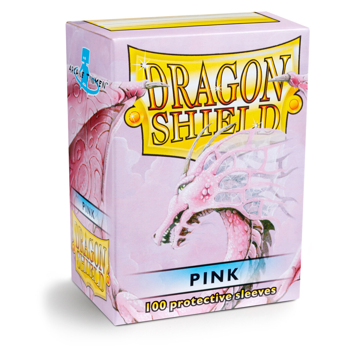 Dragon Shield 100 Sleeves - Pink