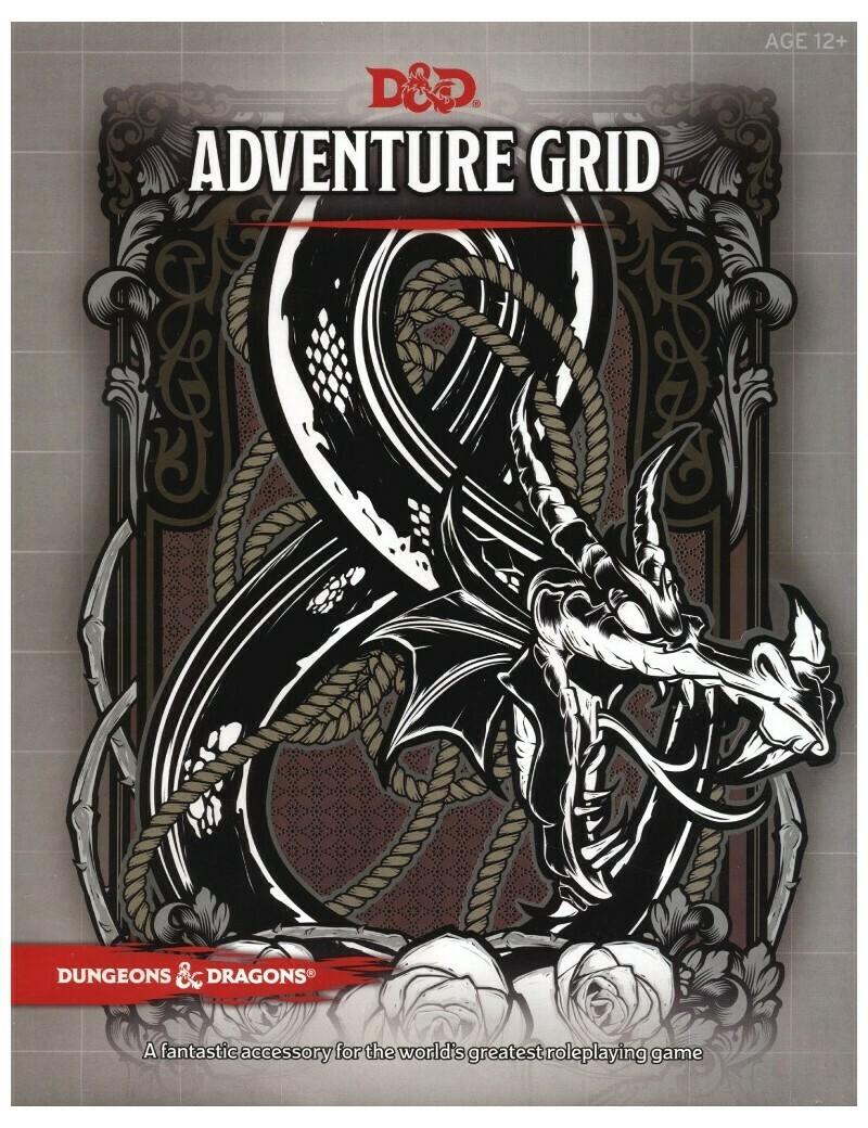 D&D 5a Edizione - Adventure Grid