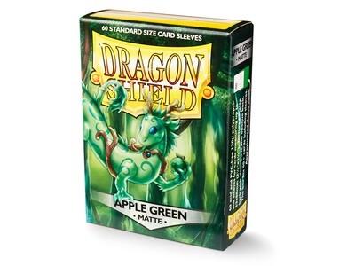 Dragon Shield 60 Sleeves - Matte Night Blue