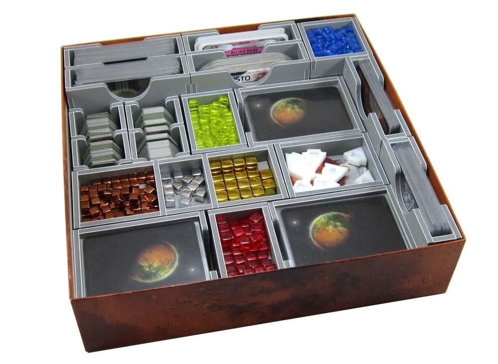 Terraforming Mars Insert - Boardgame Organizer
