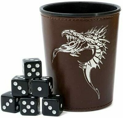 Blackfire Dice Cup