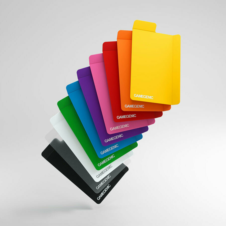 Flex Card Dividers Multicolor