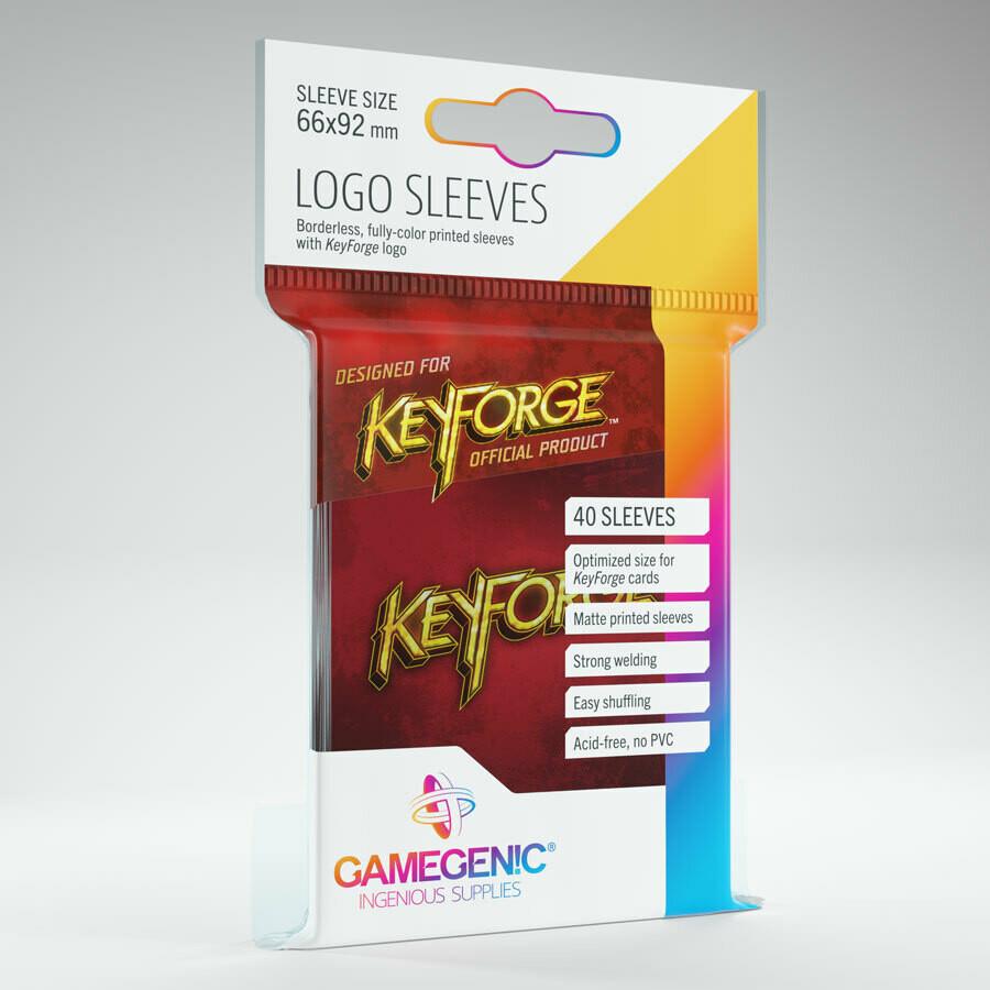 Keyforge Logo Sleeve
