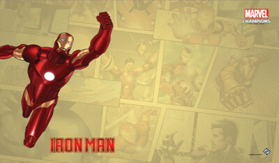 PlayMat Marvel Champions - Iron Man