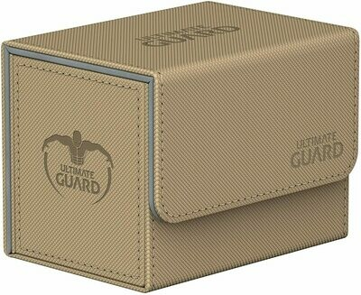 Ultimate Guard Deck Box Sidewinder 80+ Sand