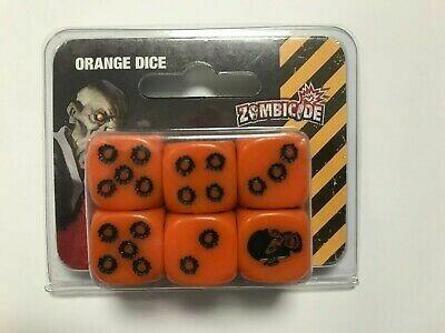 Zombicide - Orange Dice