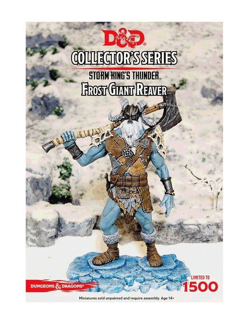 D&D Collector's Series - Frost Giant Reaver